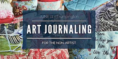 Art Journaling for the Non-Artist (Trumpington/Cambridge) tickets