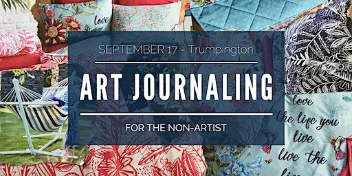 Art Journaling for the Non-Artist (Trumpington/Cambridge)