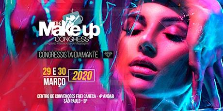 SETOR DIAMANTE - The Make-up Congress - Congresso Internacional de Maquiagem - São Paulo-SP ingressos