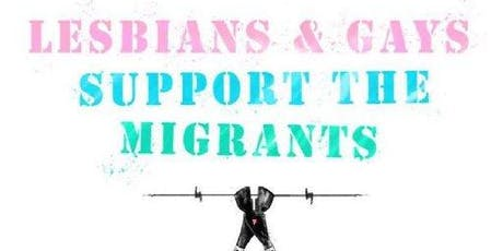 Lush Oxford Street Presents: Charity Pot Event for LGSMigrants! tickets