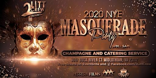 2LittCrew Presents: 2020 NYE Masquerade Party