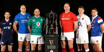 VIP Sports Bar England v Wales at the Vale Vault (6 Nations Rugby)
