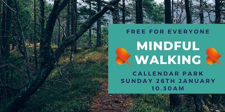 Mindful Walk - Callendar Park tickets