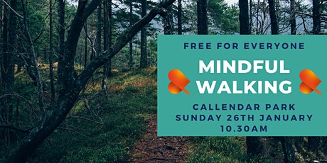 Mindful Walk - Callendar Park tickets
