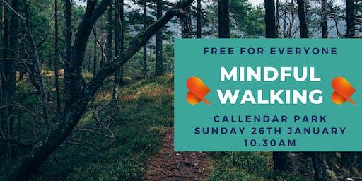 Mindful Walk - Callendar Park