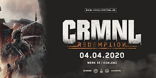 CRMNL - Redemption