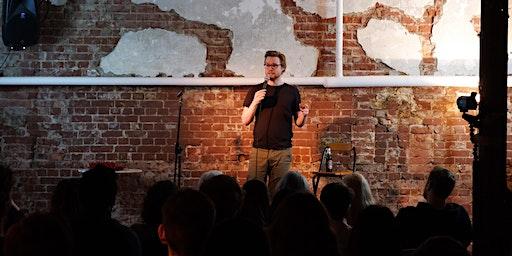"""Hamburg Stand-Up Comedy"" am Samstag"