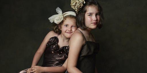 Ritratti d'Arte - Bambini e Famiglia