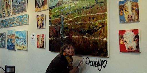 Deborah Donnelly Oils Workshop