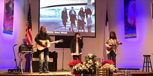 Bobby Bowen Family Concert In Warthen Georgia
