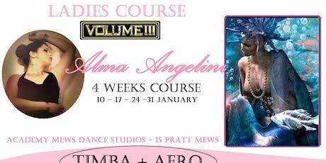 Salsa Cuban Style Ladies Course Volume III tickets