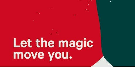 Let the magic move you tickets