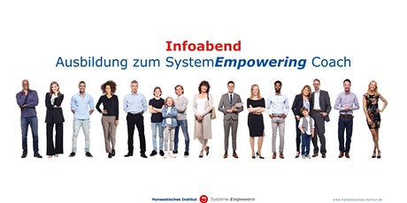 Infoabend: Coaching Mediation Ausbildung zum System Empowerer Expert of Communication / Coach Mediator Tickets