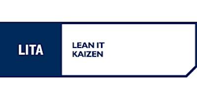 LITA Lean IT Kaizen 3 Days Virtual Live Training in Helsinki