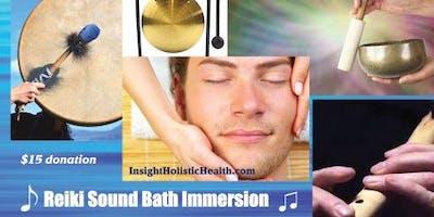 ♫♥♪ Reiki Sound Bath Soul Celebration