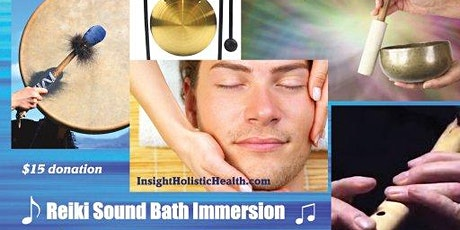 ♫♥♪ Reiki Sound Bath Soul Celebration tickets