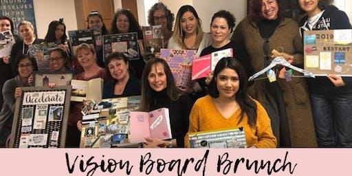 Ladies Vision Board Brunch