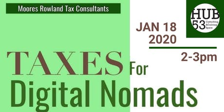 Taxes for Digital Nomads tickets