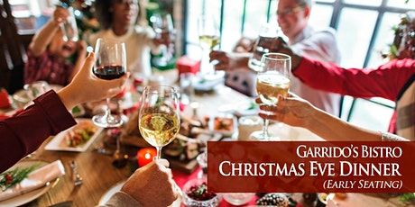 Christmas Eve Dinner (Early Seating) tickets