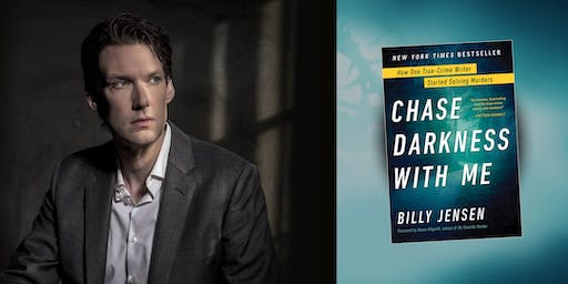 An Evening in London with Billy Jensen - Talk, Q+A and Book Signing