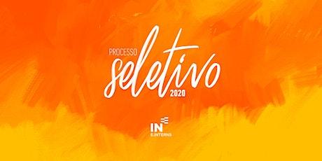 PROCESSO  SELETIVO - E.INTERNS 2020 ingressos