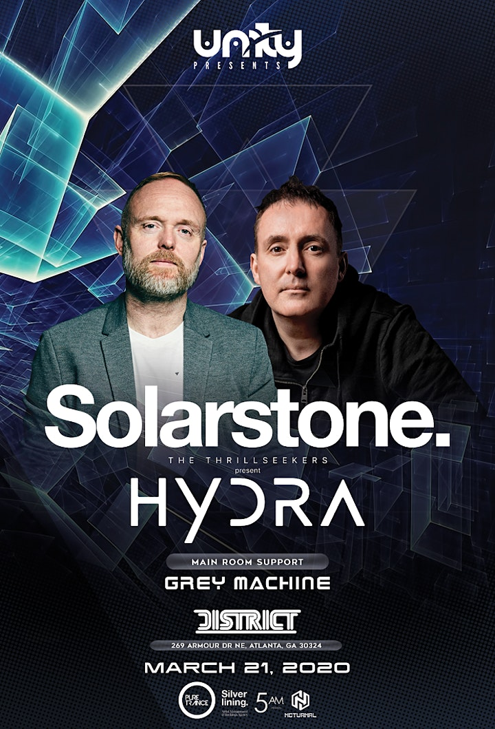 Solarstone & The Thrillseekers present Hydra image
