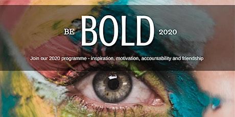 BOLD Goals Circles - Manchester Membership 2020 tickets
