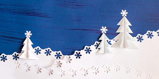 Make your own Christmas Cards with Maggie McCabe (Adults)