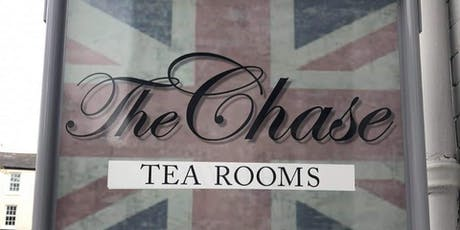 The Chase Tea Rooms - Saturday AMBER Ride tickets