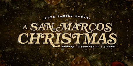 A San Marcos Christmas tickets