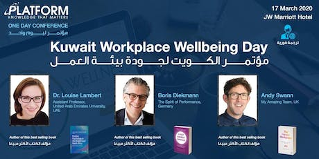 Kuwait Workplace Wellbeing Day tickets