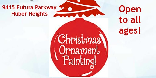 Holiday Ornament Paint Party