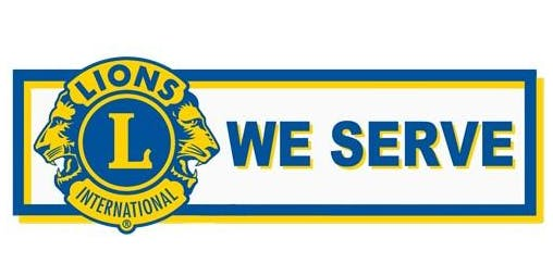 Lions Club Informational Meeting & Service Project