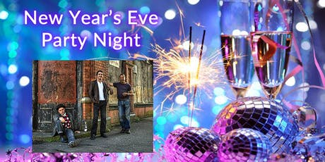 New Year's Eve Party Night with Steve Ajao Blues Giants tickets