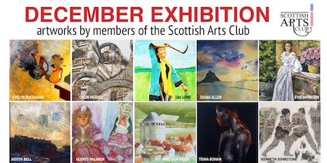 December Exhibition at the Scottish Arts Club tickets