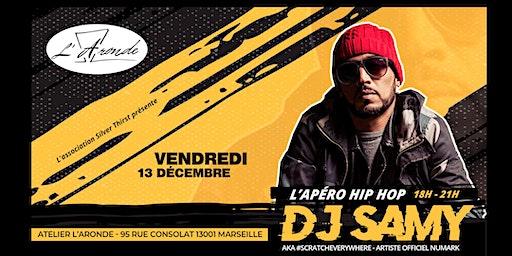 L'Apéro Hip Hop avec DJ SAMY @ Atelier l'Aronde