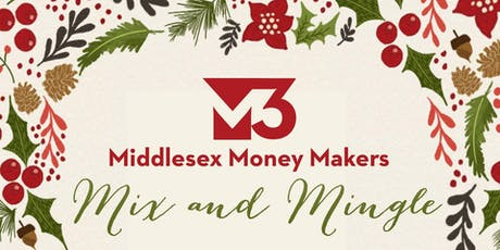 Networking Holiday Mix and Mingle tickets