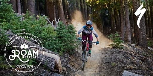 Roam Retreat @ Bend OR | A Womxn's MTB Vacation