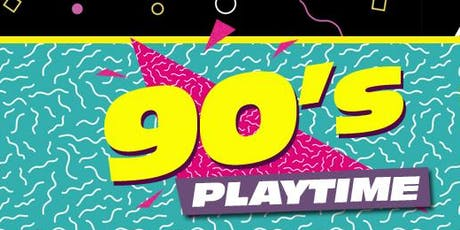90'S PLAYTIME feat Vengaboys,911 and S Club tickets