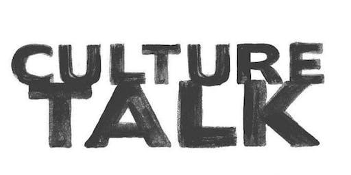 Culture Talk: Change Agents