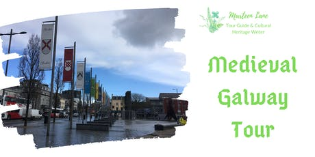 Medieval Galway Tour tickets