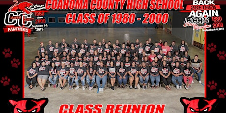 CCHS C/O 1980-2000 Class Reunion 2020 ( 8th Annual) tickets