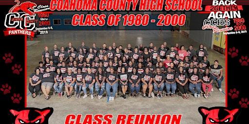 CCHS C/O 1980-2000 Class Reunion 2020 ( 8th Annual)