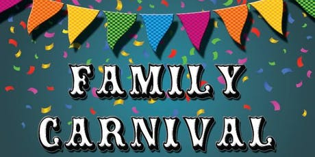 FAMILY CARNIVAL AND FUNDRAISING EVENT tickets