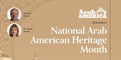Arab America Announces National Arab American Heritage Month--Georgia