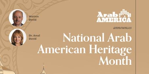 Arab America Announces National Arab American Heritage Month--Georgia