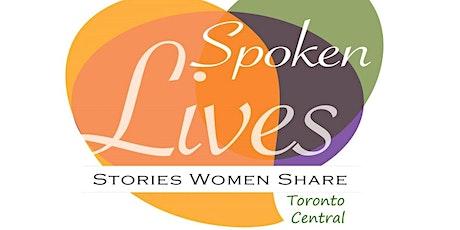 Spoken Lives Subscription - Toronto Central 2020 tickets