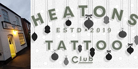 Heatons Tattoo Club Christmas Party tickets