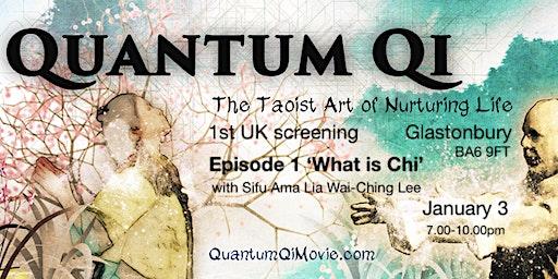 Quantum Qi - Episode 1 'What is Chi' with Sifu AmaLia Wai-Ching Lee
