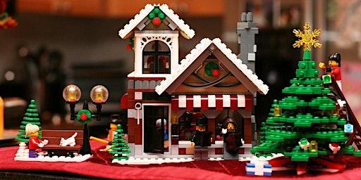 Master Builders Club Children's Brick Building Workshop - A Christmas Catastrophe